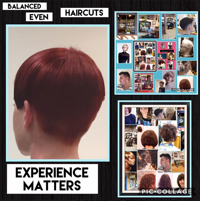 Balanced Even Haircuts - Experience Matters
